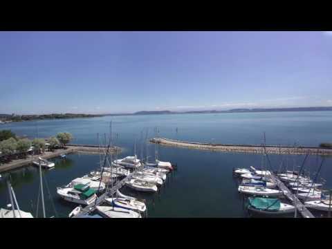 Der Hafen Hauterive