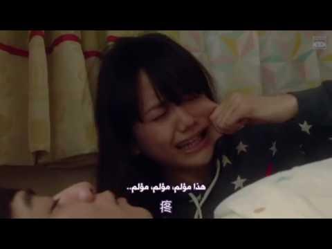 الفلم الياباني المدرسي •• سلسلة الانتقال الى مدرسه جديدة •• motarjam