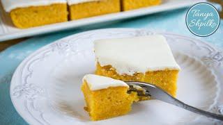 Вкуснейший Тыквенный Пирог | Pumpkin Pie | Tanya Shpilko