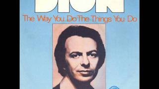 Watch Dion The Way You Do The Things You Do video