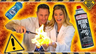 How To Firebend IRL (aka The Human Torch) thumbnail
