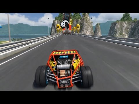 TrackMania Turbo - Trackbuilder   Create Customize Track (PC HD) [1080p60FPS]
