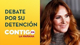 Catalina Pulido fue detenida por incidente con Carabineros - Contigo en La Mañana