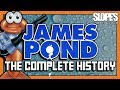 James Pond: The Complete History - SGR