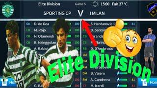 I Milan vs Sporting CP Elite Division | Dream Leagu Soccer 2018