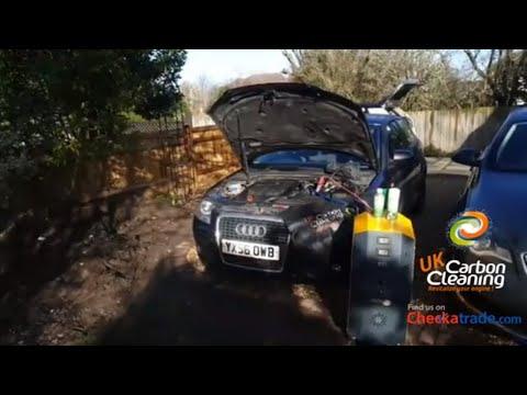 Audi A3 (2006) EGR Engine Carbon Clean