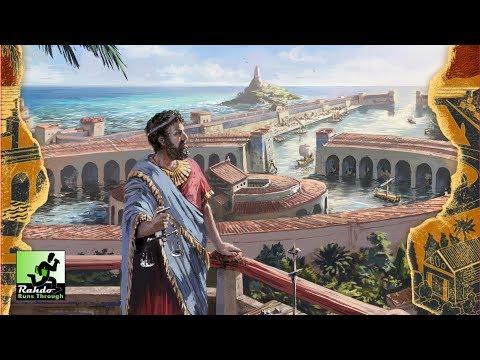 Carthago: Merchants & Guilds Gameplay Runthrough
