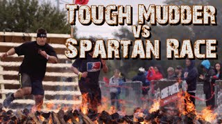 Tough Mudder vs Spartan Race - What