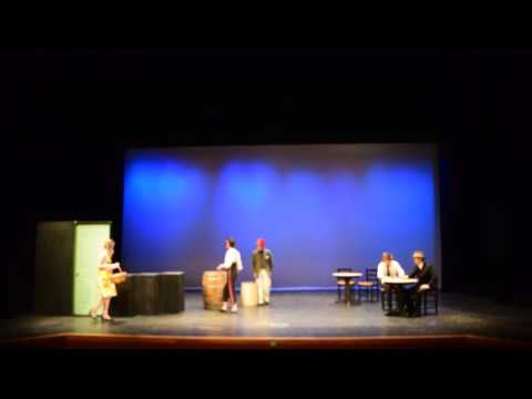 West Seattle Drama Department: Rhinoceros (Scene 1 - Part 1)