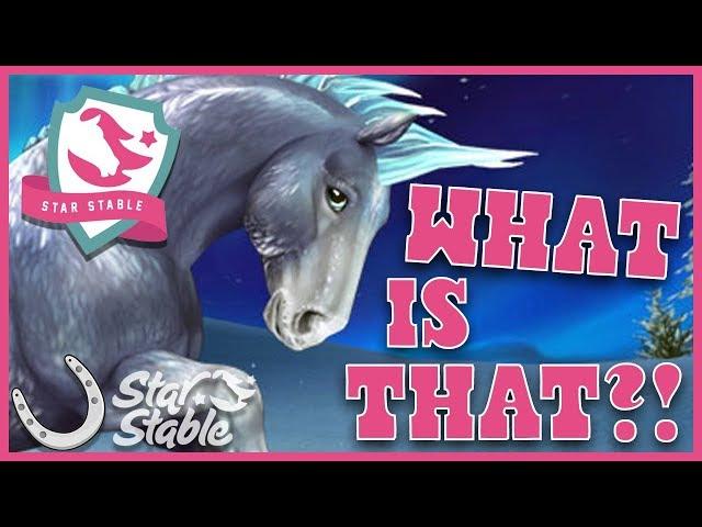 NEW Winter Wild Jorvik Horse 🐴 Star Stable Online