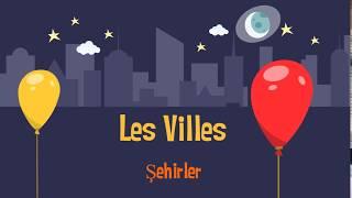 Fransızca Dersler | Fransızca Öğreniyorum 5