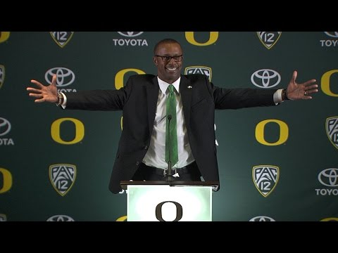 Get to know Oregon football