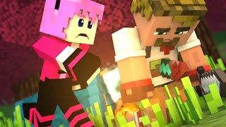 План не сработал!! BLOOD #5 Murder in Minecraft