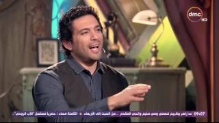 تع اشرب شاي - النجم / حسن الرداد ومشاكله مع السوشيال ميديا باللهجة الصعيدي
