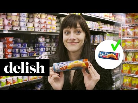 Holy Sh*t, It's Vegan wIth Aubrey Peeples | Delish