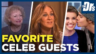 The Doctors' Favorite Celebrity Guests