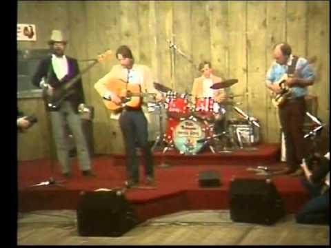 Rick Robinson & The Bayou Boys at Loudon Country Hall