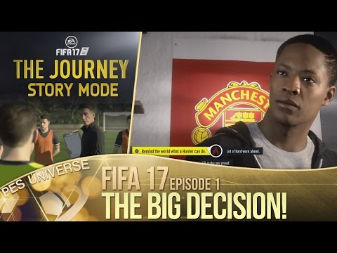 [TTB] FIFA 17 - The Journey Begins - A Big Decision To Be Made! - Ep1