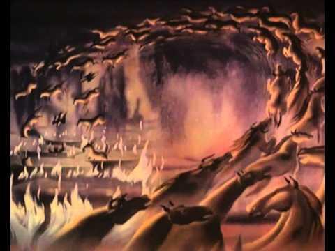 Лысая гора мультфильм