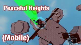 [Roblox] 15 Sekunden: Friedliche Höhen abschließen (MOBILE)