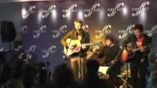 "Spoon ""The Underdog"" Acoustic"