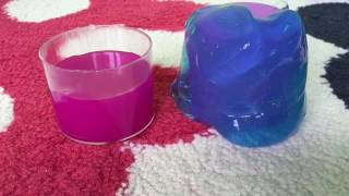 How to make slime without borax, glue, and liquid starch!!!