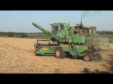 Уборка озимой пшеницы 2020 Комбайн НИВА-СК-5М-1.