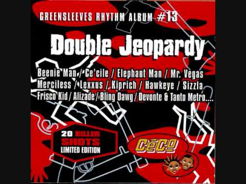 Double Jeopardy Riddim Mix (2001) By DJ.WOLFPAK