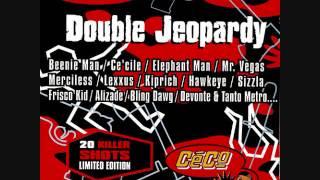 Double Jeopardy Riddim Mix (2001) By DJ.WOLFPAK