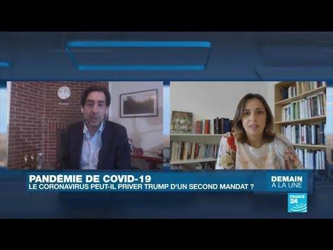 Covid-19 - États-Unis: le dilemme de la crise sanitaire