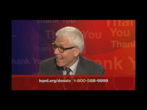 Bob Goldman on KQED Public Television