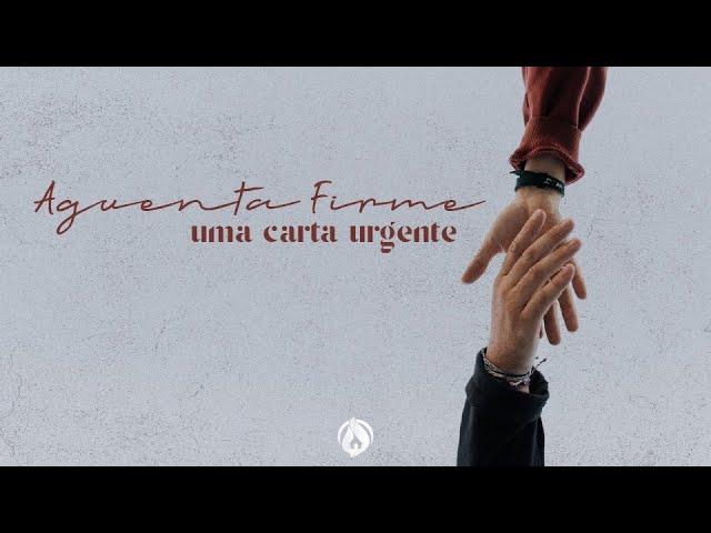 UMA CARTA URGENTE - Pr. Samuel Braz