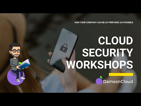 Cloud Security Workshops With Damson Cloud