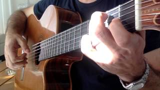 "Guitar  "" CASTLE OF DROMORE "" Solo"