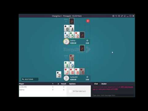 Pineapple OFC play-by-play #2: the 3 is better (1:03:00)