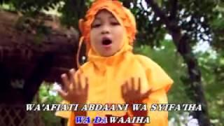 ALBUM RELIGI ANAK ANAK NAJWA vol.1 Sholawat Thibbil Qulub