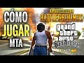 COMO JUGAR GTA San andreas PUBG en MTA ONLINE - DESCARGA PLAYERUNKNOWN'S BATTLEGROUNDS