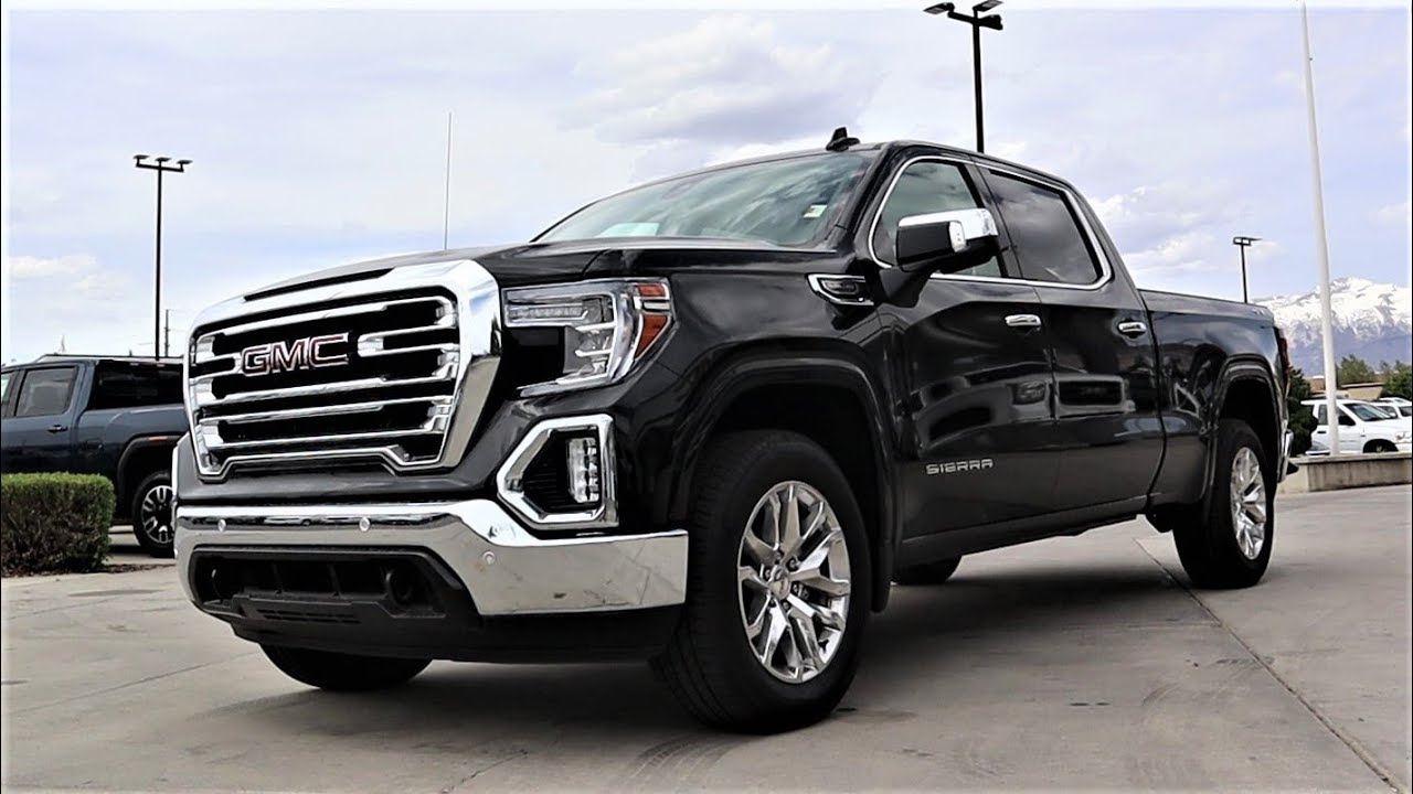 2020 GMC Sierra 1500 SLT: Is This Better Than A Chevy 1500