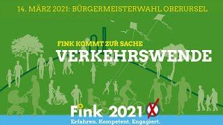 Fink kommt zur Sache: Verkehrswende
