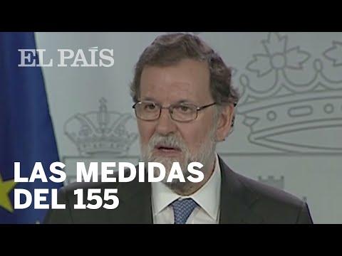 La comparecencia completa de Rajoy | España