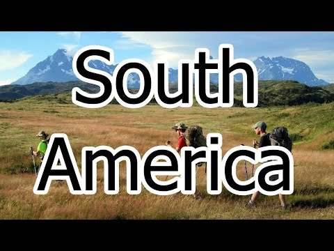 BACKPACKING SOUTH AMERICA: 6 Months of Awesome (GoPro)