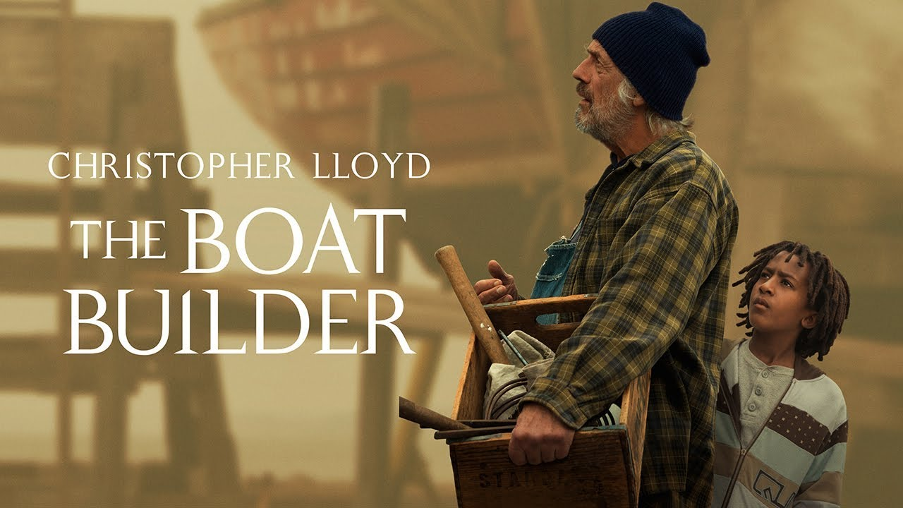 The Boat Builder   Family Movie   HD   Adventure Film   Christopher LIoyd