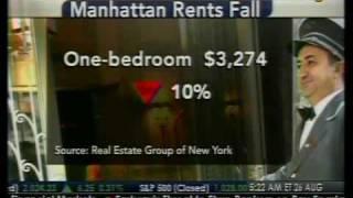 Manhattan Rents Fall - Bloomberg