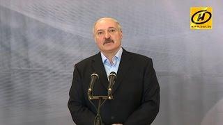 Александр Лукашенко пообщался с трудовым коллективом предприятия «Арвибелагро»