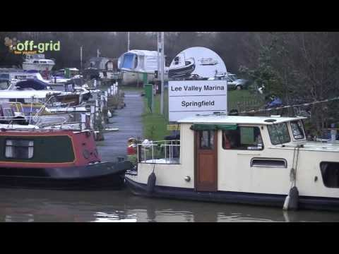 Living on a London canal