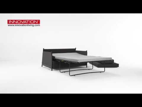 Ligne Roset Multy Slaapbank.Zeal Zitbank Slaapbank Van Innovation Youtube