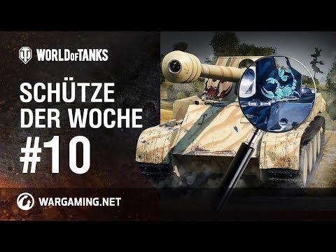 Schütze der Woche #10 [World of Tanks Deutsch] thumbnail