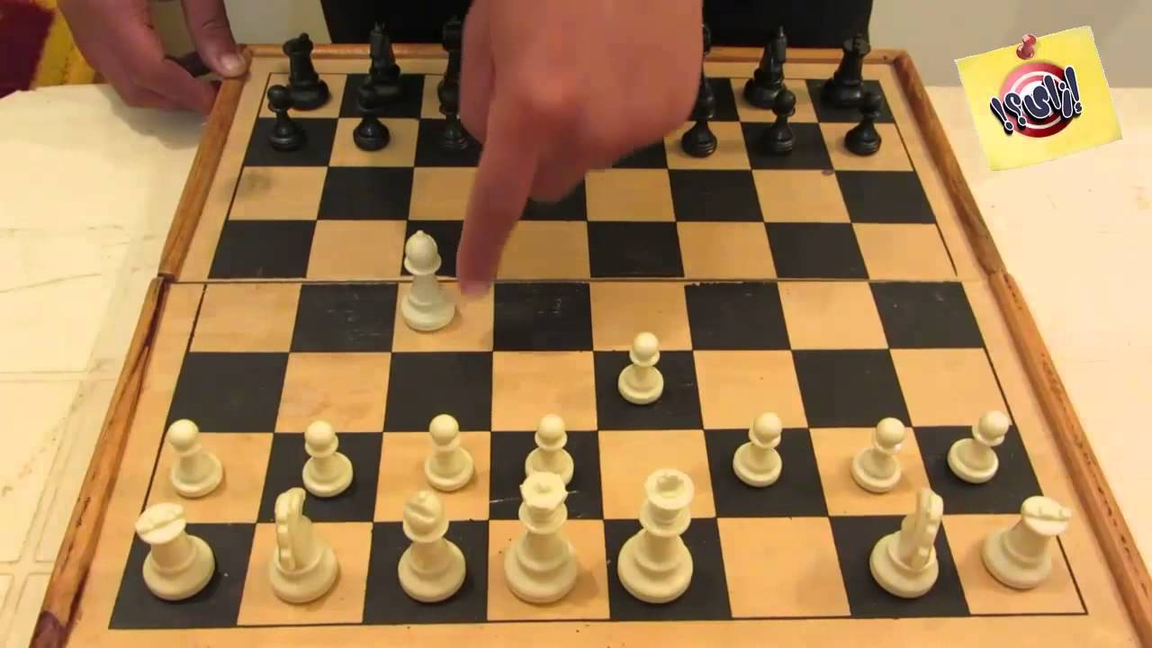 طريقة لعب الشطرنج باحتراف