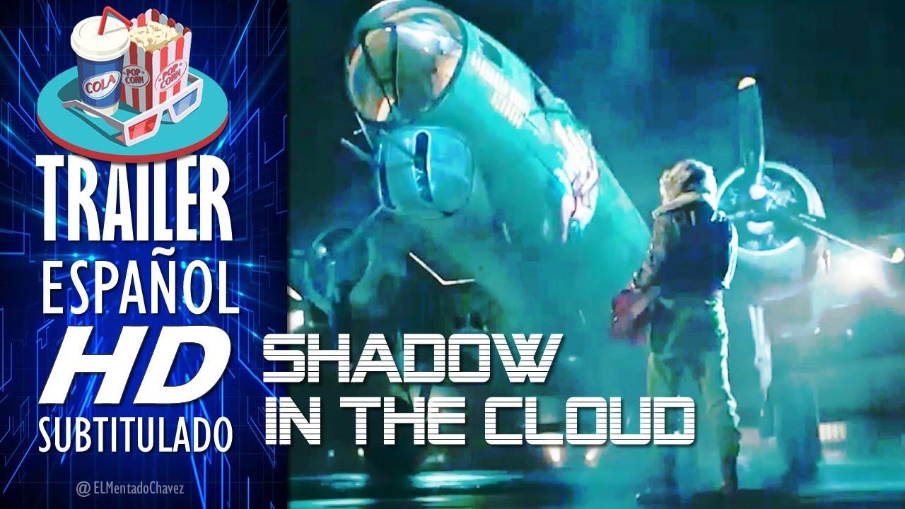 Shadow In The Cloud 2020 Trailer En Espanol Subtitulado Latam Pelicula Accion Terror Youtube