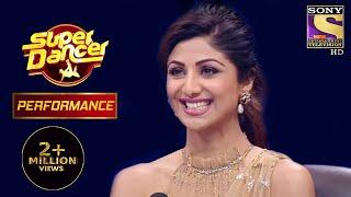 Ritik और Pratik ने उड़ायें Shilpa के होश | Super Dancer Chapter 2